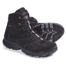 Asolo Concordia Gore-Tex® Hiking Boots - Waterproof (For Women) in Black/Black - Closeouts