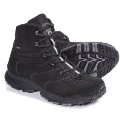 Asolo Concordia Gore-Tex® Hiking Boots - Waterproof (For Women) in Black/Black