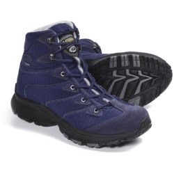 Asolo Concordia Gore-Tex® Hiking Boots - Waterproof (For Women) in Deep Blue