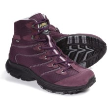 Asolo Concordia Gore-Tex® Hiking Boots - Waterproof (For Women) in Plum - Closeouts
