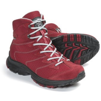 Asolo Concordia Gore-Tex® Hiking Boots - Waterproof (For Women) in Red/Red