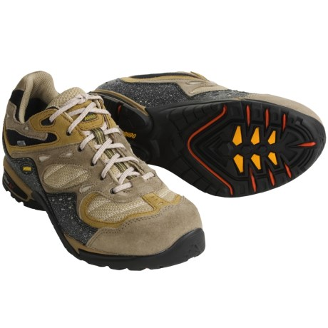 Asolo Contour Gore-Tex® XCR® Trail Shoes - Waterproof (For Men) in Cream/Sand