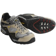 Asolo Contour Gore-Tex® XCR® Trail Shoes - Waterproof (For Men) in Light Grey/Grey - Closeouts