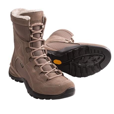 Asolo Demetra GV Gore-Tex® Winter Boots - Waterproof (For Women) in Wool