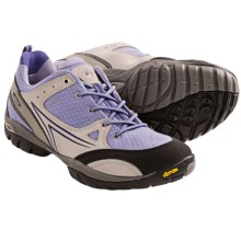 Asolo Dome Hiking Shoes - Suede (For Women) in Silver/Cloudy Lillac - Closeouts