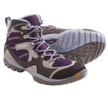 Asolo Ellery ML Hiking Boots (For Women) in Dark Plum/Grafite - Closeouts