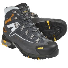Asolo Flame Gore-Tex® Hiking Boots - Waterproof (For Men) in Graphite/Gunmetal - Closeouts