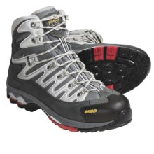 Asolo Force Gore-Tex® Hiking Boots - Waterproof (For Men) in Graphite/Stone - Closeouts