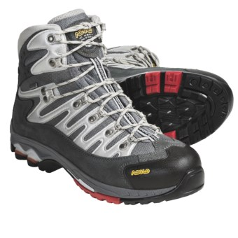 Asolo Force Gore-Tex® Hiking Boots - Waterproof (For Men) in Graphite/Stone