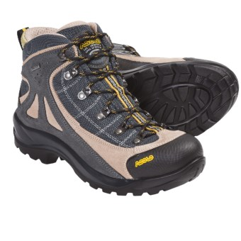 Asolo FSN 70 Gore-Tex® Hiking Boots - Waterproof (For Women) in Light Grey/Gunmetal