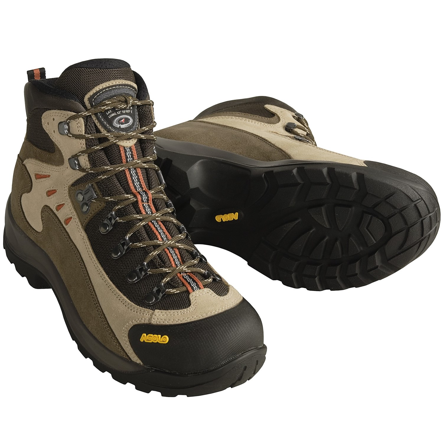 Asolo Fsn 85 Hiking Boots For Men Save 39