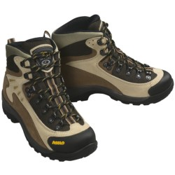 Asolo FSN 85 Hiking Boots (For Men) in Sand/Brown