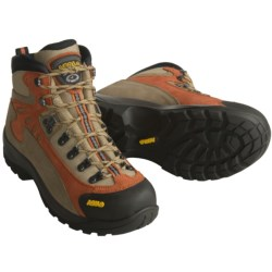 Asolo FSN 85 Hiking Boots (For Women) in Graphite/Stratosphere