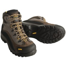 Asolo FSN 95 Gore-Tex® Hiking Boots - Waterproof (For Men) in Cendre/Dark Brown - Closeouts
