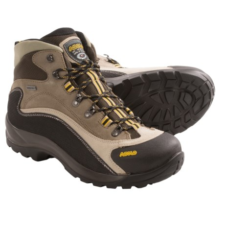 Asolo FSN 95 Gore-Tex® Hiking Boots - Waterproof (For Men) in Wool/Sand