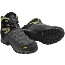 Asolo Fugitive Gore-Tex® Hiking Boots - Waterproof (For Men) in Graphite/Stone - Closeouts