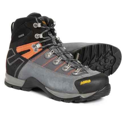 Asolo Fugitive Gore-Tex® Hiking Boots - Waterproof (For Men) in Grey