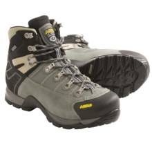 Asolo Fugitive Gore-Tex® Hiking Boots - Waterproof (For Men) in Sage/Black - Closeouts
