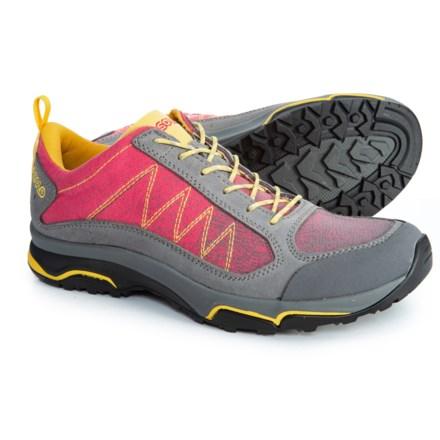 huge discount 9026c 45351 Asolo Fury Hiking Shoes (For Women) in Donkey Fuchsia - Closeouts