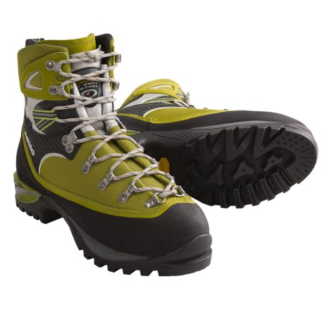 Asolo Ganesh GV Gore-Tex® Mountaineering Boots - Waterproof (For Women) in Dark Pear