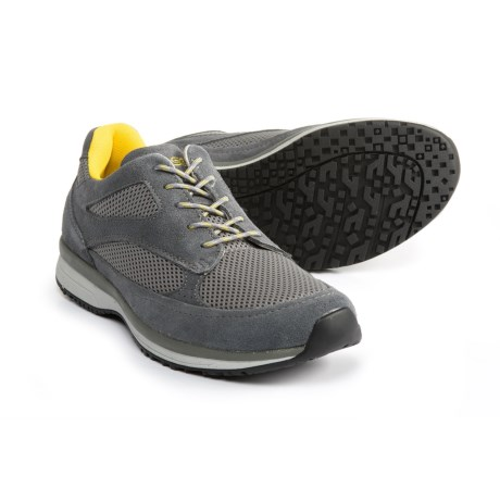 Asolo Halesia Shoes - Suede (For Women) in Brain/Grey