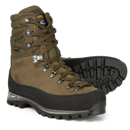 7cb9b805caa7f Asolo Hunter Extreme GV Gore-Tex® Hunting Boots (For Men) in Tundra