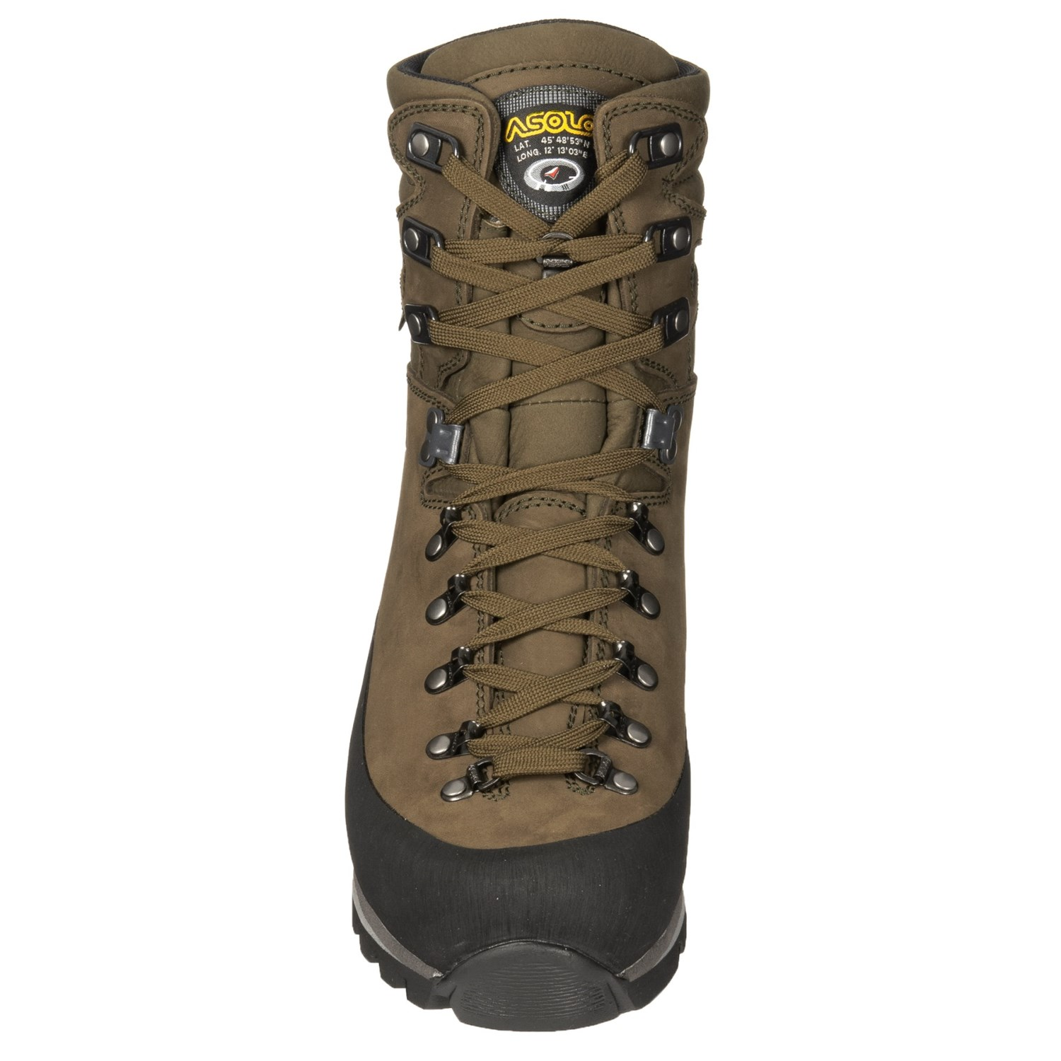 debe9db840ad Asolo Hunter Extreme GV Gore-Tex® Hunting Boots (For Men) - Save 40%