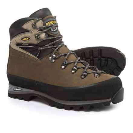 Asolo Hunter GV Gore-Tex® Boots - Waterproof (For Men) in Tundra - Closeouts