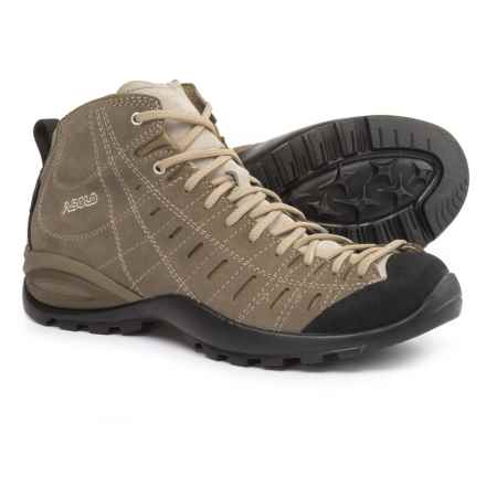 Asolo Iguana GV Gore-Tex® Hiking Boots - Waterproof, Suede (For Women) in Wool - Closeouts
