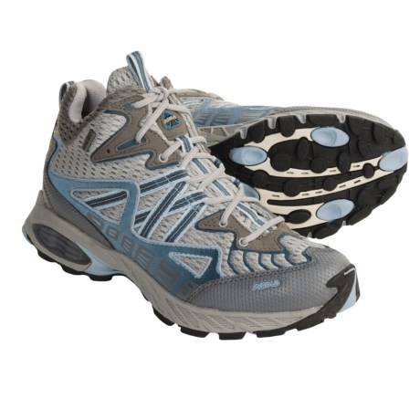 Asolo Jasper Gore-Tex® Trail Running Shoes - Waterproof (For Women) in Dusty/Silver Grey