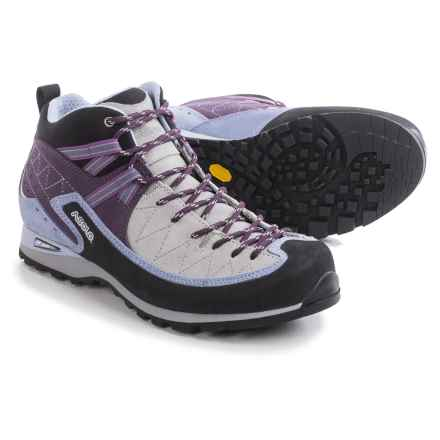 Asolo Jumla Hiking Boots (For Women) in Silver/Lilac - Closeouts