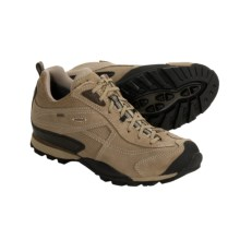 Asolo Keystone Gore-Tex® Trail Shoes - Waterproof (For Women) in Dark Sand - Closeouts