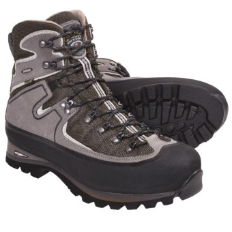 Asolo Khyber Gore-Tex® Hiking Boots - Waterproof (For Men) in Cendre/Brown
