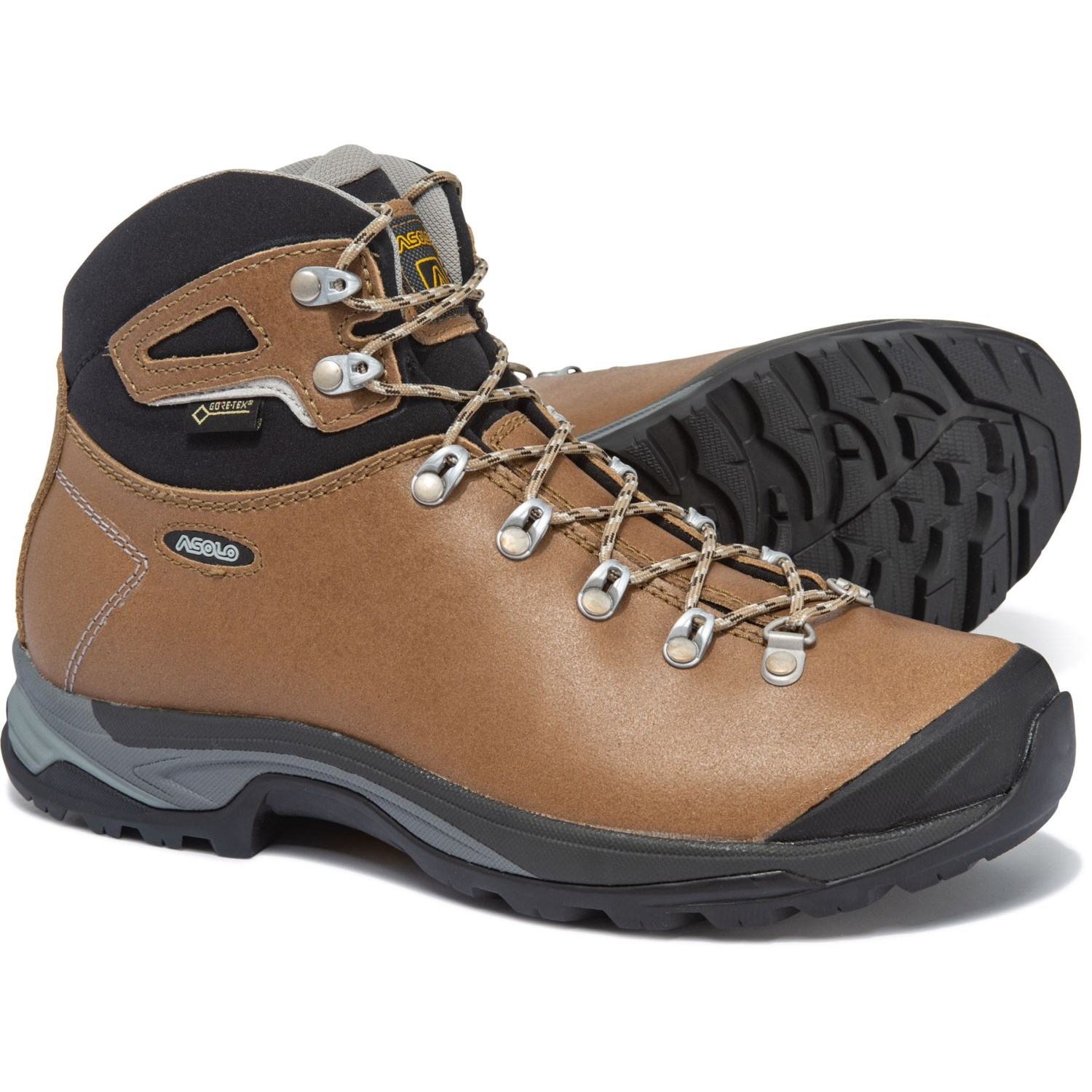0b8b27c1a2b Asolo Made in Europe Thyrus GV Gore-Tex® Hiking Boots - Waterproof (For  Women)