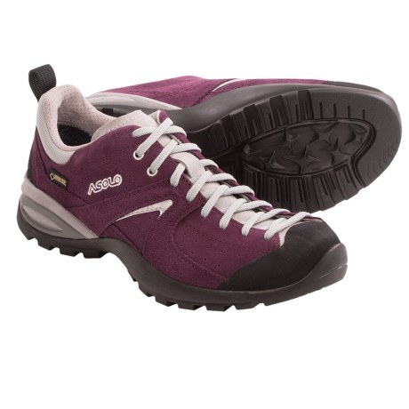 Asolo Mantra Approach Shoes Review
