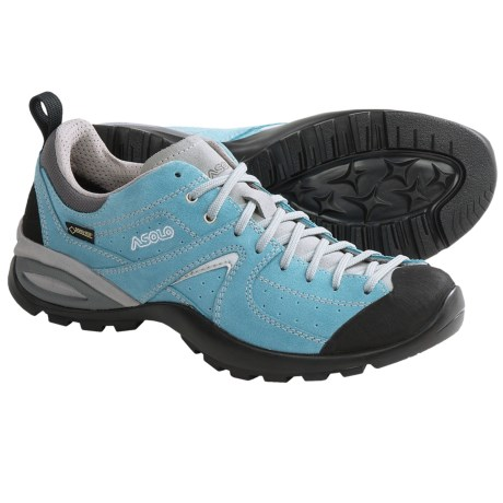 Asolo Mantra Gore-Tex® Approach Shoes - Waterproof (For Women) in Plum