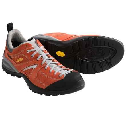 Asolo Mantra GV Gore-Tex® Approach Shoes - Waterproof (For Men) in Fire Red - Closeouts