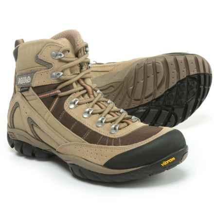 Asolo Mesita Hiking Boots - Waterproof (For Women) in Camel/Dark Brown - Closeouts