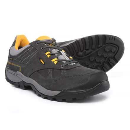 Asolo Nailix Gore-Tex® Hiking Shoes - Waterproof (For Men) in Graphite - Closeouts