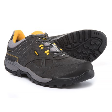 Shoes Men's Hiking Shoes Casual Shoes Outdoor Exercise Sneakers Waterproof Comfort (Color : Gray Size : 40)