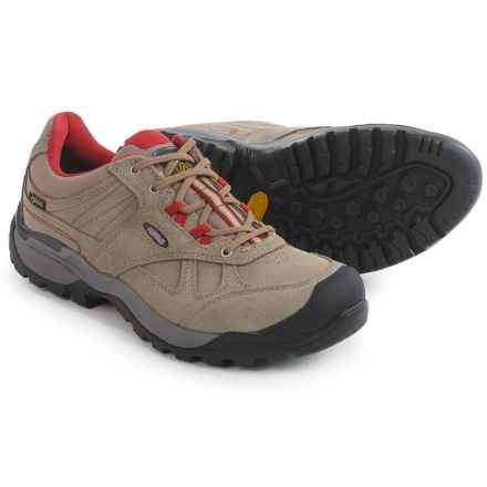 Asolo Nailix Gore-Tex® Hiking Shoes - Waterproof, Suede (For Women) in Earth - Closeouts
