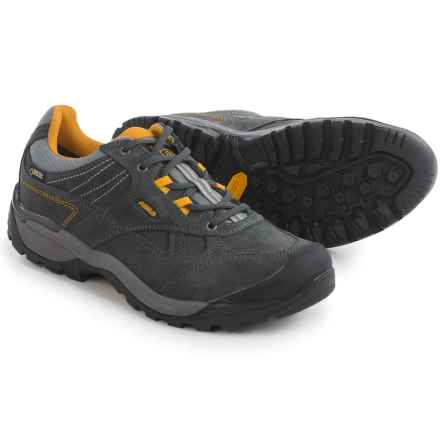 Asolo Nailix Gore-Tex® Hiking Shoes - Waterproof, Suede (For Women) in Graphite - Closeouts