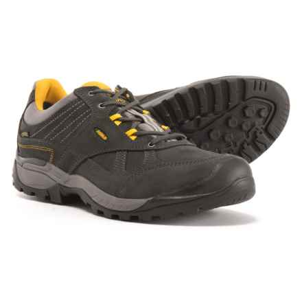 Asolo Nailix GV Gore-Tex® Hiking Shoes - Waterproof (For Men) in Graphite/Graphite - Closeouts