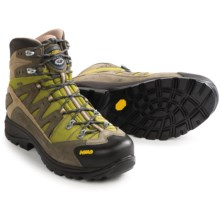 Asolo Neutron Gore-Tex® Hiking Boots - Waterproof (For Men) in Cortex/Dark Pear - Closeouts