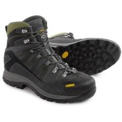 Asolo Neutron Gore-Tex® Hiking Boots - Waterproof (For Men) in Graphite/Dark Pear