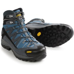Asolo Neutron Gore-Tex® Hiking Boots - Waterproof (For Men) in Grey/Avio