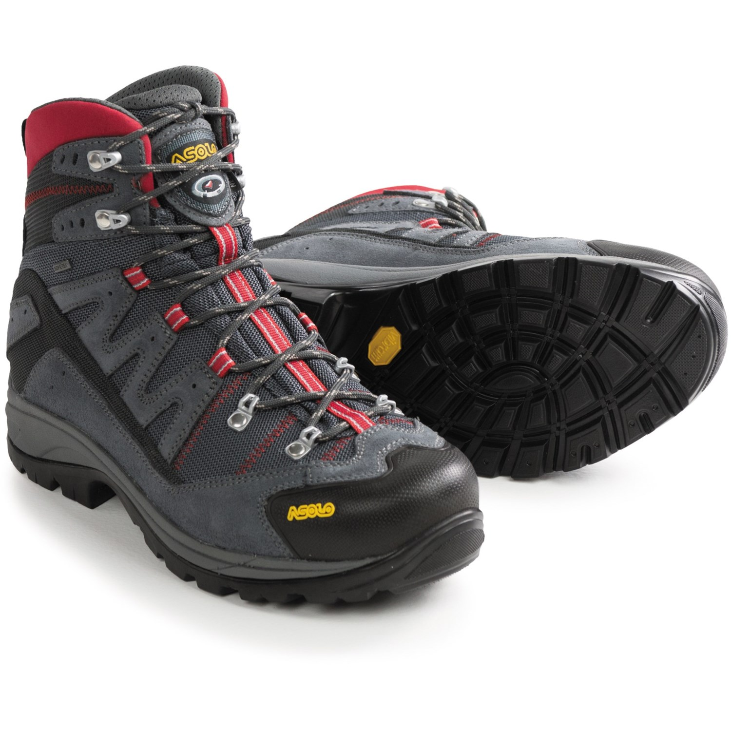 Asolo Neutron Gore-Tex® Hiking Boots (For Men) - Save 42%