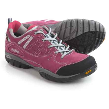 Asolo Outlaw Gore-Tex® XCR® Hiking Shoes - Vibram® Outsole (For Women) in Redbud - Closeouts