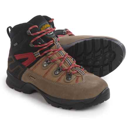 Asolo Phantom Gore-Tex® Hiking Boots - Waterproof (For Kids and Youth) in Wool/Black - Closeouts