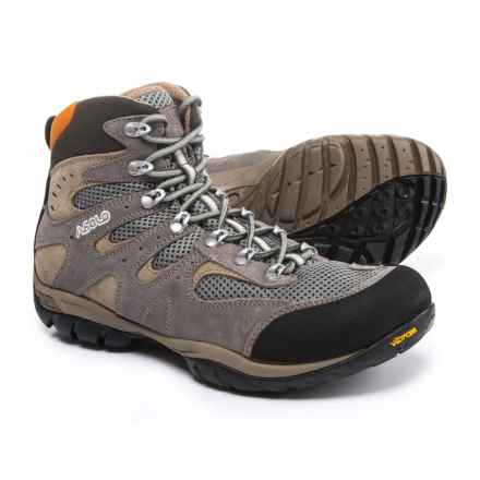 Asolo Piuma Hiking Boots (For Men) in Cendre/Grey - Closeouts